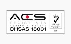 ACS Registrars - OHSAS 18001