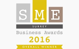 SME Surrey Business Awards - Overall Winner
